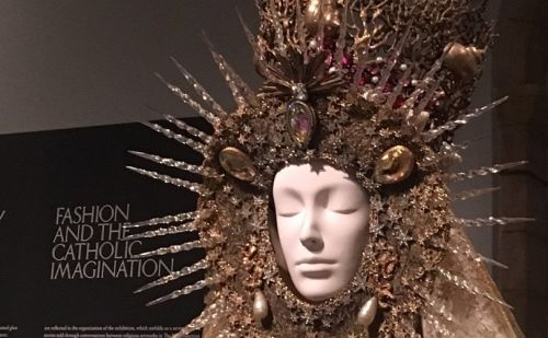 In Pictures: Heavenly Bodies; Fashion and the Catholic Imagination