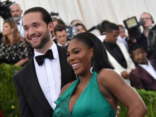 Inside the 'Beauty and the Beast' style wedding of Serena Williams and Alexis Ohanian, where the bride wore $3.5 million worth of jewelry
