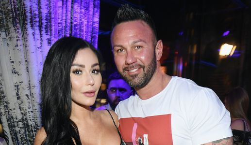 Roger Mathews And JWoww Celebrate Wedding Anniversary Amid Divorce: 'Rome Wasn't Built In A Day'