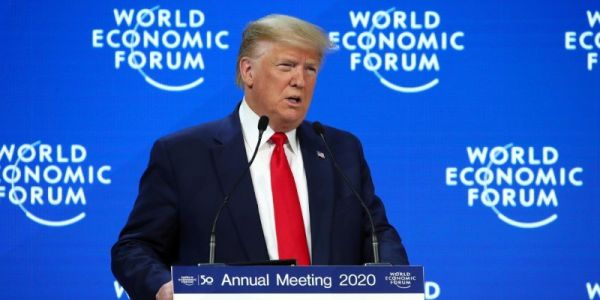 Trump made some eyebrow-raising statements about the US economy in his big speech at Davos - here are the facts behind five bold claims