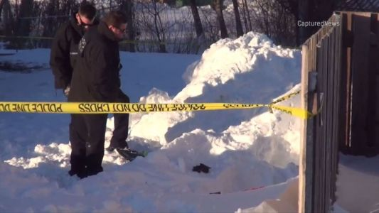 12-year-old girl dies when snow fort collapses on her