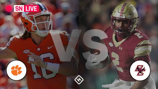 Clemson vs. Boston College: Live updates, highlights from ACC showdown