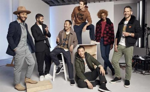 Gap launches collection of best new menswear designers with GQ