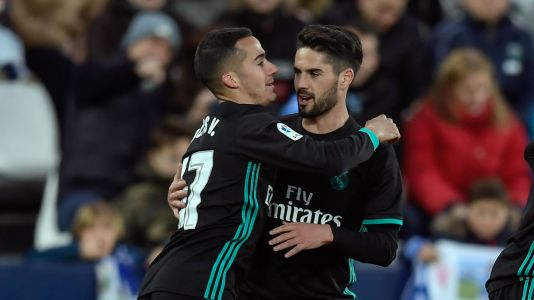 Lucas & Asensio leave benched Bale facing fight for PSG start