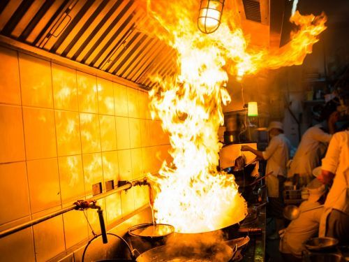 Why More Than 8,000 Restaurants Catch Fire Every Year