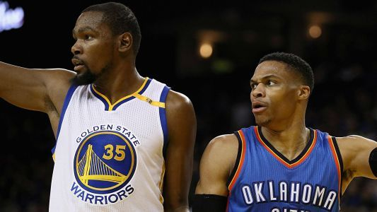 Warriors vs. Thunder: Score, results, updates as Kevin Durant, Russell Westbrook square off