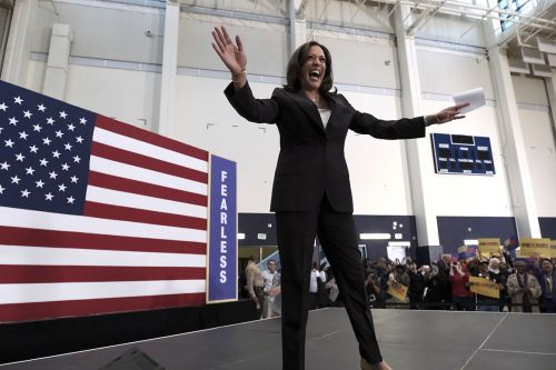 Kamala Harris wants to punish companies that don't pay women equally