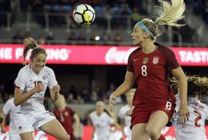 US women beat Canada 3-1 in final match of the year