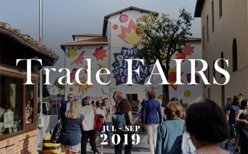 Highlights from the biggest European SS20 trade fairs