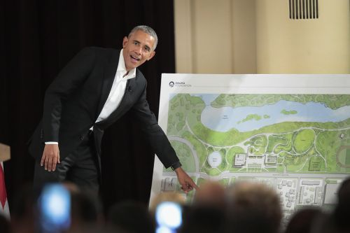 Judge OKs suit aimed at halting Obama library in Chicago