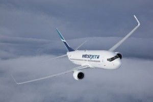 WestJet Reports January Load Factor Of 80.5 Per Cent