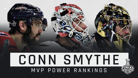 Conn Smythe power rankings: It's Marc-Andre Fleury's MVP award to lose