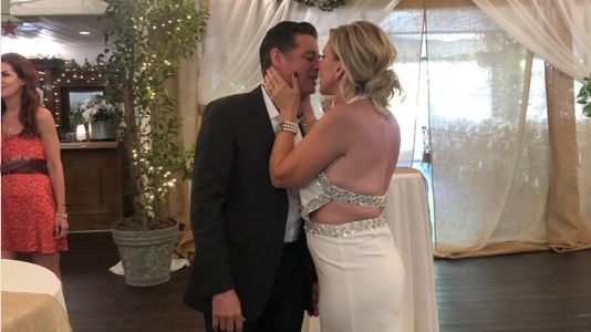 Inside Vicki Gunvalson And Steve Lodge's Engagement Party