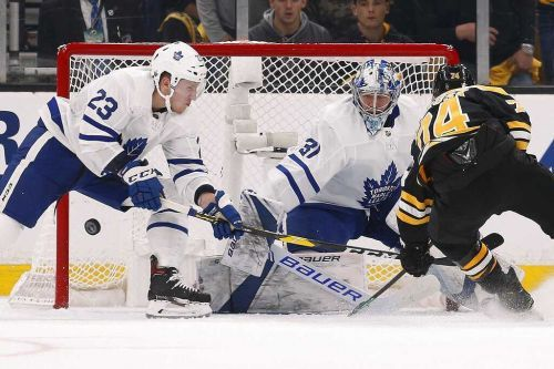 Maple Leafs edge Bruins, force do-or-die Game 6 Sunday