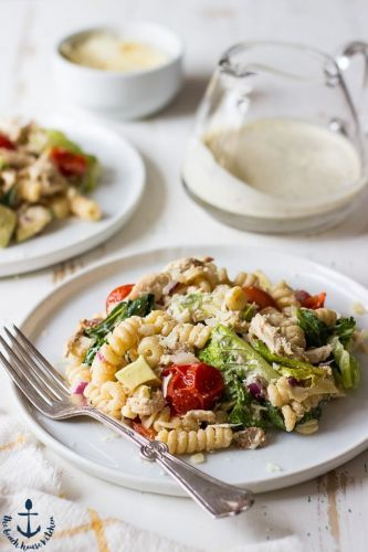 Chill Out with These Summer Pasta Salads