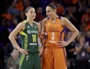 Bird, Taurasi headline US women's hoops national team pool