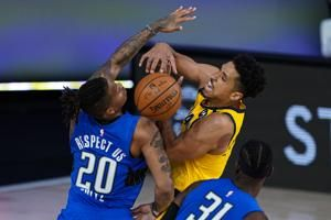 Warren's hot hand sends Pacers past Magic for 3rd straight