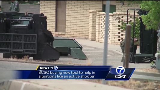 BCSO buying new versatile armored vehicle