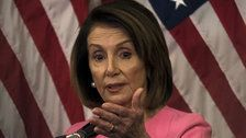 Nancy Pelosi's Democratic Foes Think They Have The Votes To Block Her