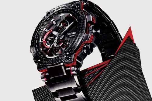 Casio G-SHOCK Presents New $1,100 USD Luxury MT-G Watch