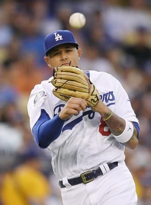 Miley shuts down Dodgers in Brewers' 1-0 win
