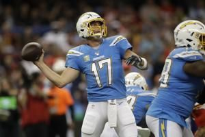 Chargers' Rivers understands criticism about recent str