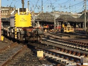 Train Services Back To Normal As Major Improvement Work At Newcastle Station Completes