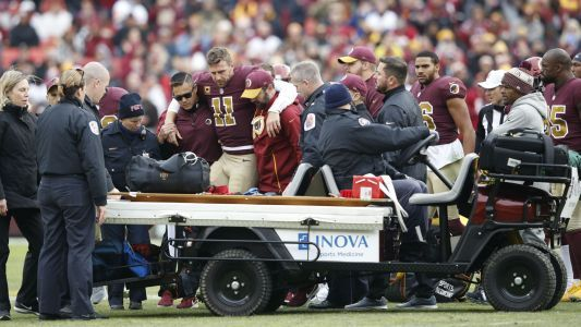 Alex Smith injury update: Redskins QB reportedly released from hospital
