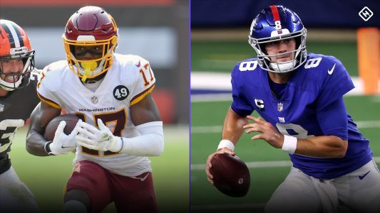 What channel is Giants vs. Washington on today? Time, TV schedule for Week 6 NFL game