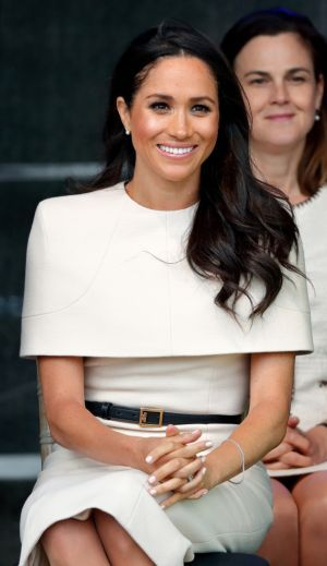 Did Meghan Markle's New Nail Polish Color Break Royal Beauty Protocol?