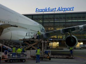 Frankfurt Airport welcomed 6.2 million passengers in May 19'