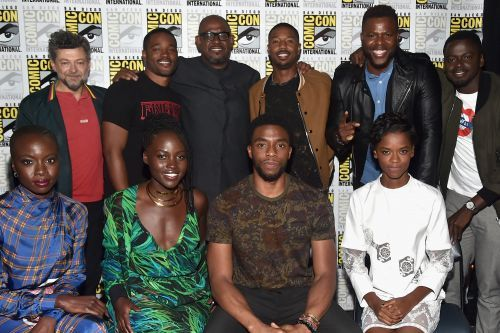 The 'Black Panther' cast has big plans in the works