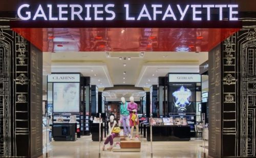 Galeries Lafayette eyes one billion euros in China