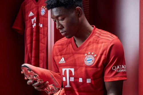 Bayern Munich & adidas Unveil Diamond-Patterned 2019/20 Home Jersey