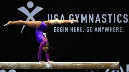 USA Gymnastics, senior VP Rhonda Faehn part ways amid Larry Nassar scandal