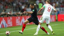 World Cup 2018: Croatia Beats England To Advance To Final