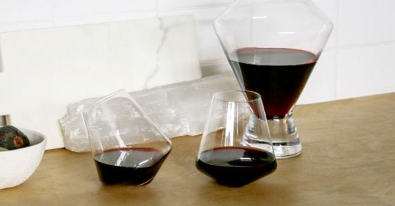 The Best Wine Glasses for Clumsy People