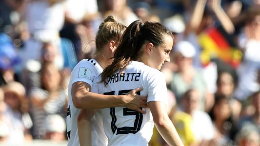 Women's World Cup 2019: Germany shuts out South Africa, 4-0, to clinch top spot