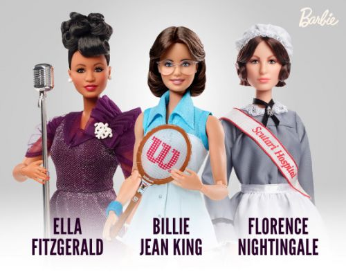 'We Define Ourselves.' Tennis Legend Billie Jean King Discusses What It Means to Get Her Very Own Barbie Doll