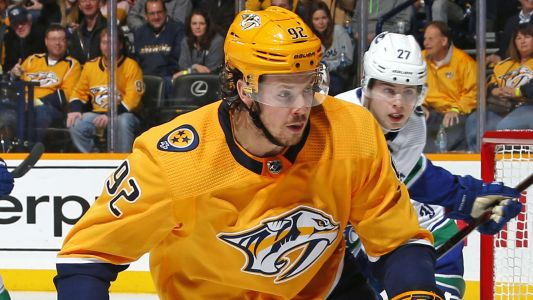 Predators' Ryan Johansen suspended 2 games for high sticking on Jets' Mark Scheifele