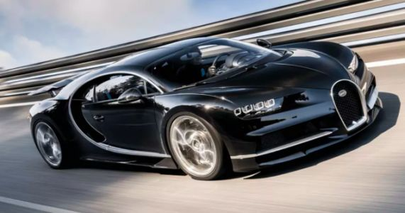 Your Bugatti Chiron Has Been Recalled
