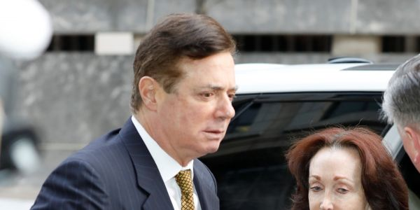 Judge says former Trump campaign manager Paul Manafort might spend 'the rest of his life in prison'