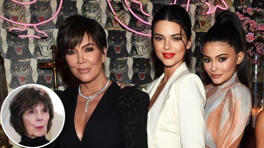 Kendall and Kylie Jenner Volunteer to Care for Grandma MJ So Their Mom Can Have 'More Free Time'