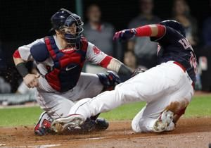 Allen's RBI single in 11th leads Indians past Red Sox, 4-3