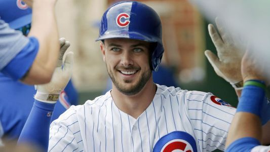 Cubs hand Kris Bryant first-year arbitration record deal
