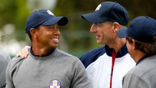 Ryder Cup 2018: Tiger Woods among Jim Furyk's picks for U.S. team