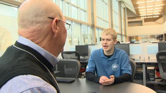 Special Olympics life-changing experience for Maryland teen