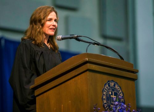 Trump expected to nominate Amy Coney Barrett to Supreme Court, GOP says