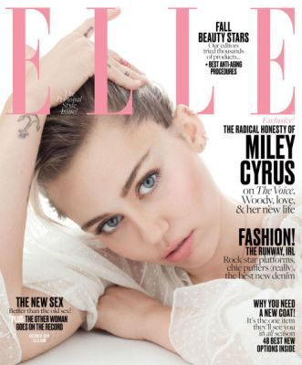 The Radical Honesty of Miley CyrusNo more red carpet, no more