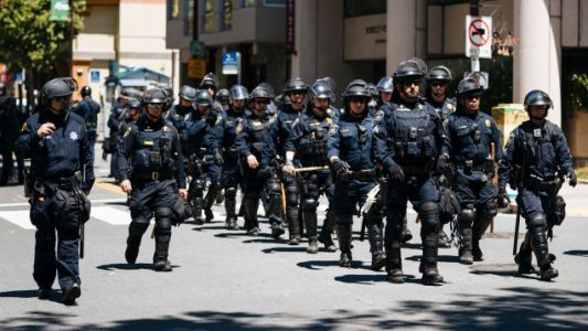Entire City May Kick Cops Off Of Traffic Stops